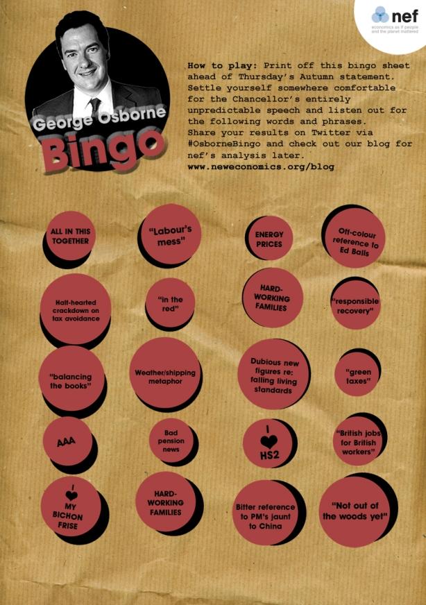 Osborne bingo
